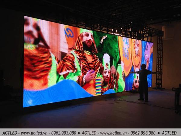 Tại sao bạn chọn mua màn hình Led p5 tại ACT_LED