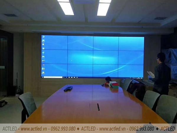 màn hình led phòng họp 1