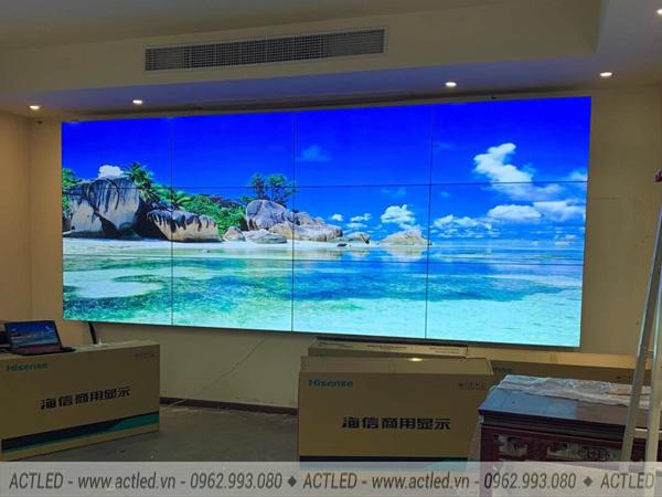 màn hình led phòng họp 2