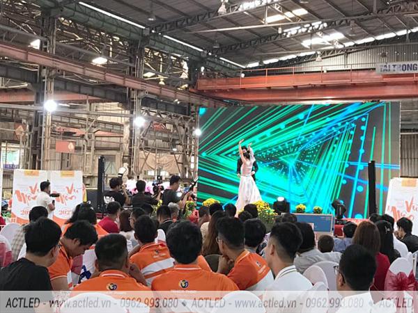 màn hình led sân khấu 2